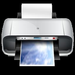 Ícone de impressora