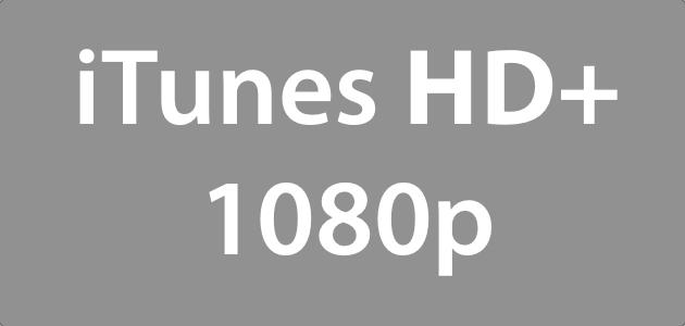 iTunes HD+ 1080p