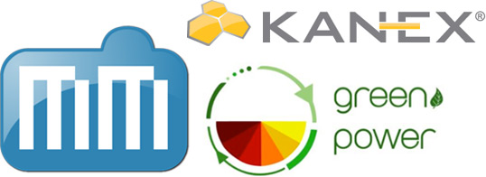Logos - MacMagazine, Kanex e Green Power