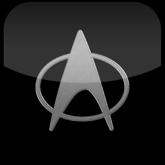 Ícone de Star Trek PADD