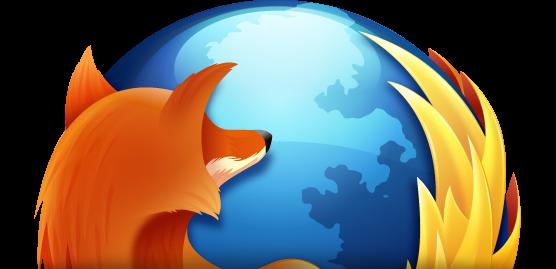 Ícone do Firefox cortado