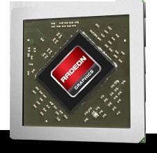 GPU AMD Radeon HD 6990M