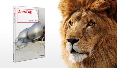 AutoCAD 2011 para Mac e Lion