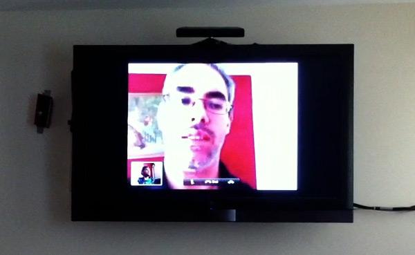 FaceTime via AirPlay