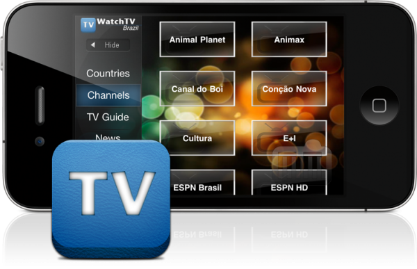 WatchTV - iPhone