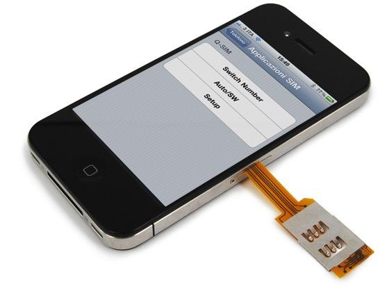Dual SIM Cover - Vaveliero