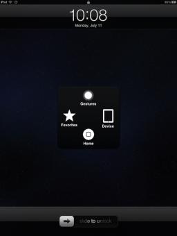 Acessibilidade no iOS 5 beta 3