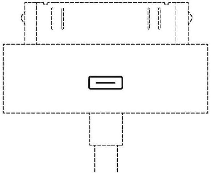 Registro do símbolo do conector de 30 pinos