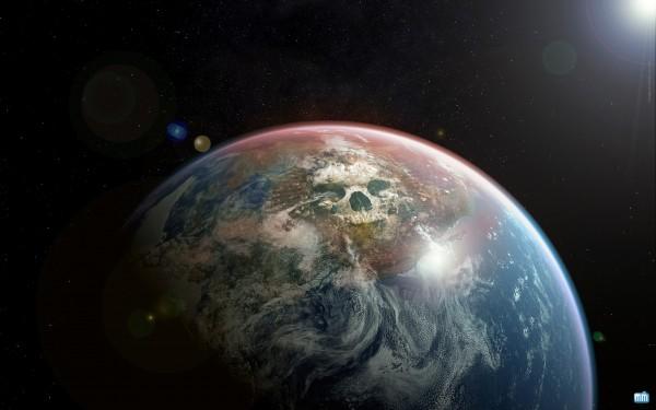 Mac Society - Terra com caveira