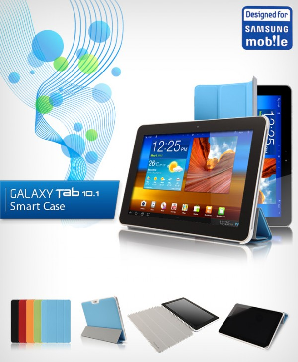 Smart Cover chupada pela Anymode - Samsung Galaxy Tab