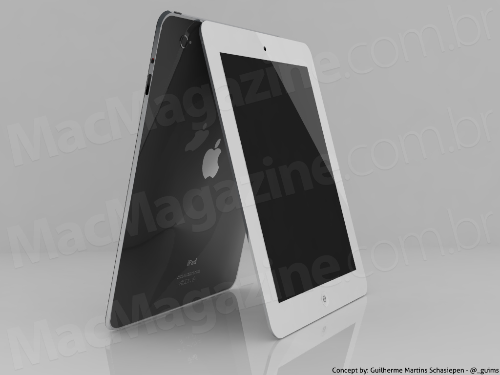 Mockup de iPad 3