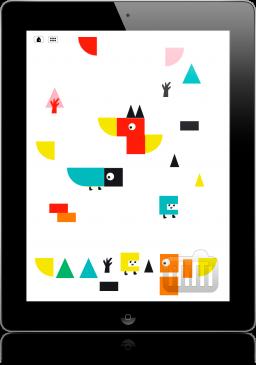 Plic, Ploc, Wiz no iPad