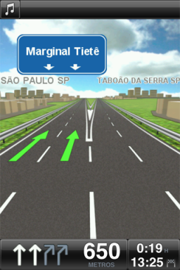 TomTom Brasil 1.8 - iPhone