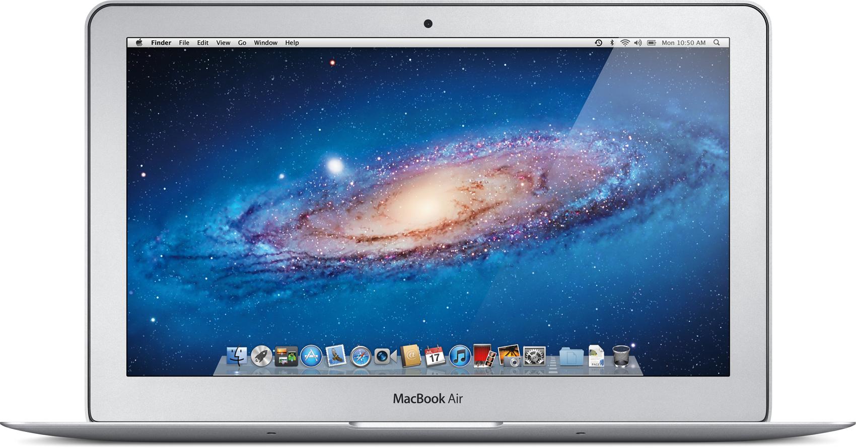 MacBook Air de 11 polegadas