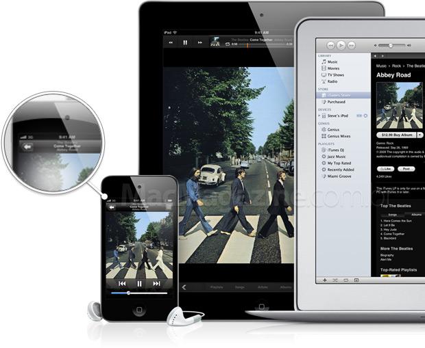iPod touch com 3G no site da Apple?