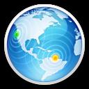 Ícone - Mac OS X 10.7 Lion Server