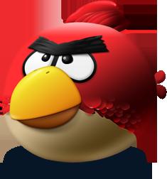 Ícone não-oficial de Angry Birds