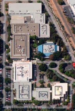 Results Way Corporate Center, campus alugado pela Apple
