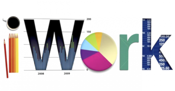 Logo do iWork