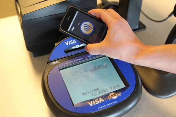 Pagamentos do iPhone com NFC