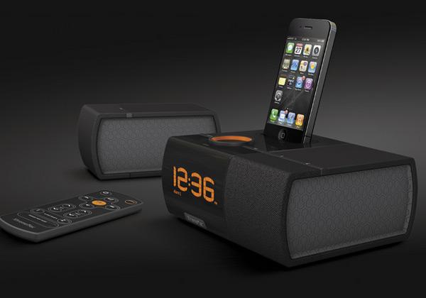 Luna SST Alarm Clock - XtremeMac
