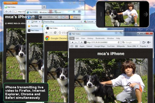 Net Video - iPhone