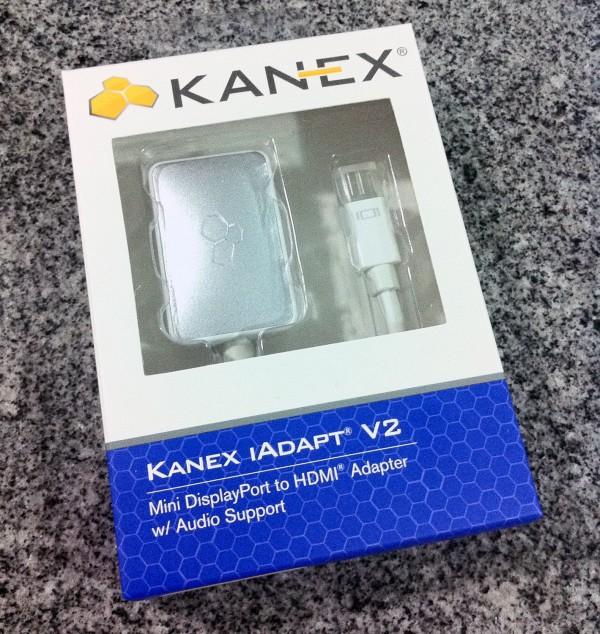 Kanex - iAdapt V2