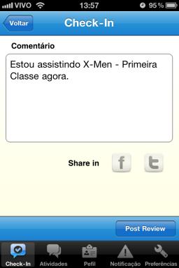 Catavento.tv - iPhone