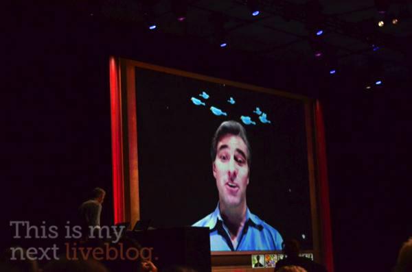 Photo Booth do OS X Lion