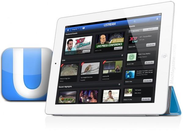 Ustream - iPad