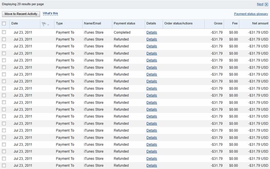 OS X Lion cobrado 121 vezes