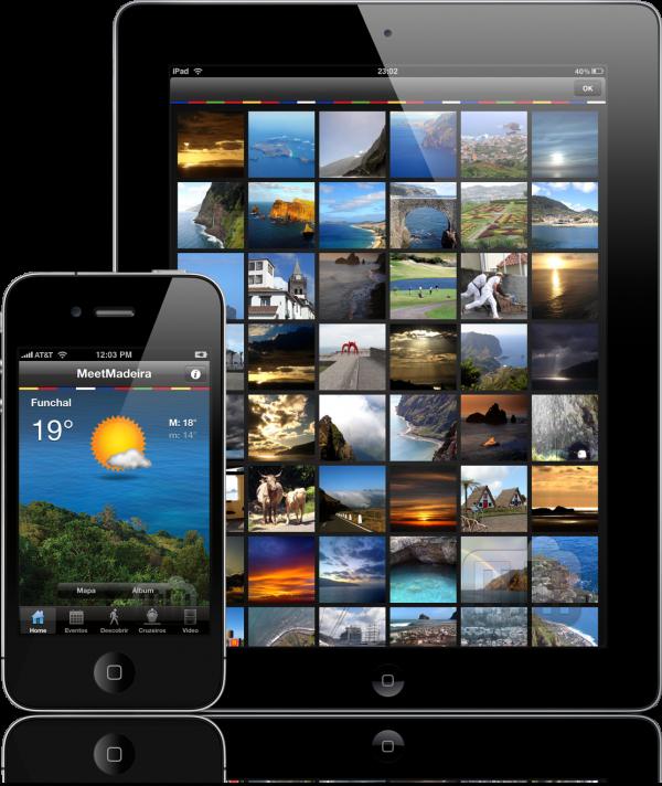 Meet Madeira Islands - iPad e iPhone