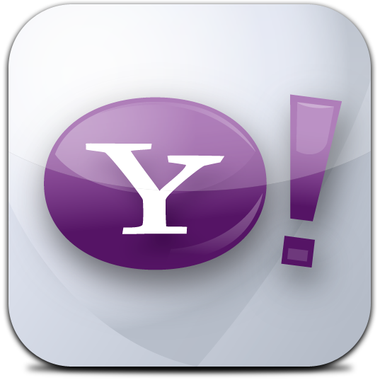 Ícone - Yahoo!