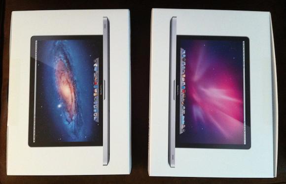 MacBooks Pro novo e velho - MacTrast