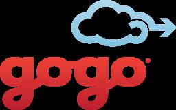 Logo - Gogo Inflight Internet