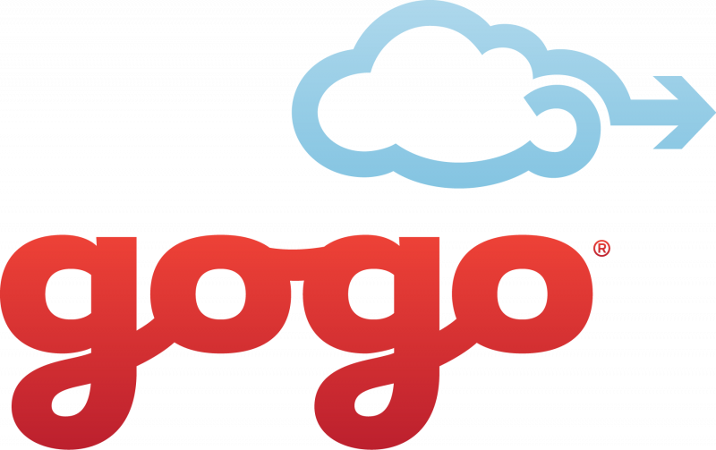 Logo - Gogo Inflight Internet