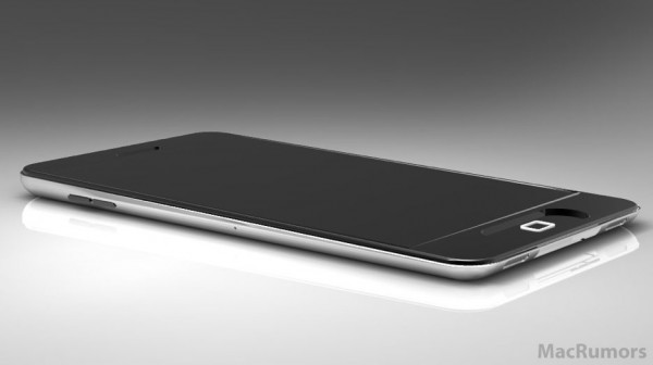 Mockup de iPhone 5