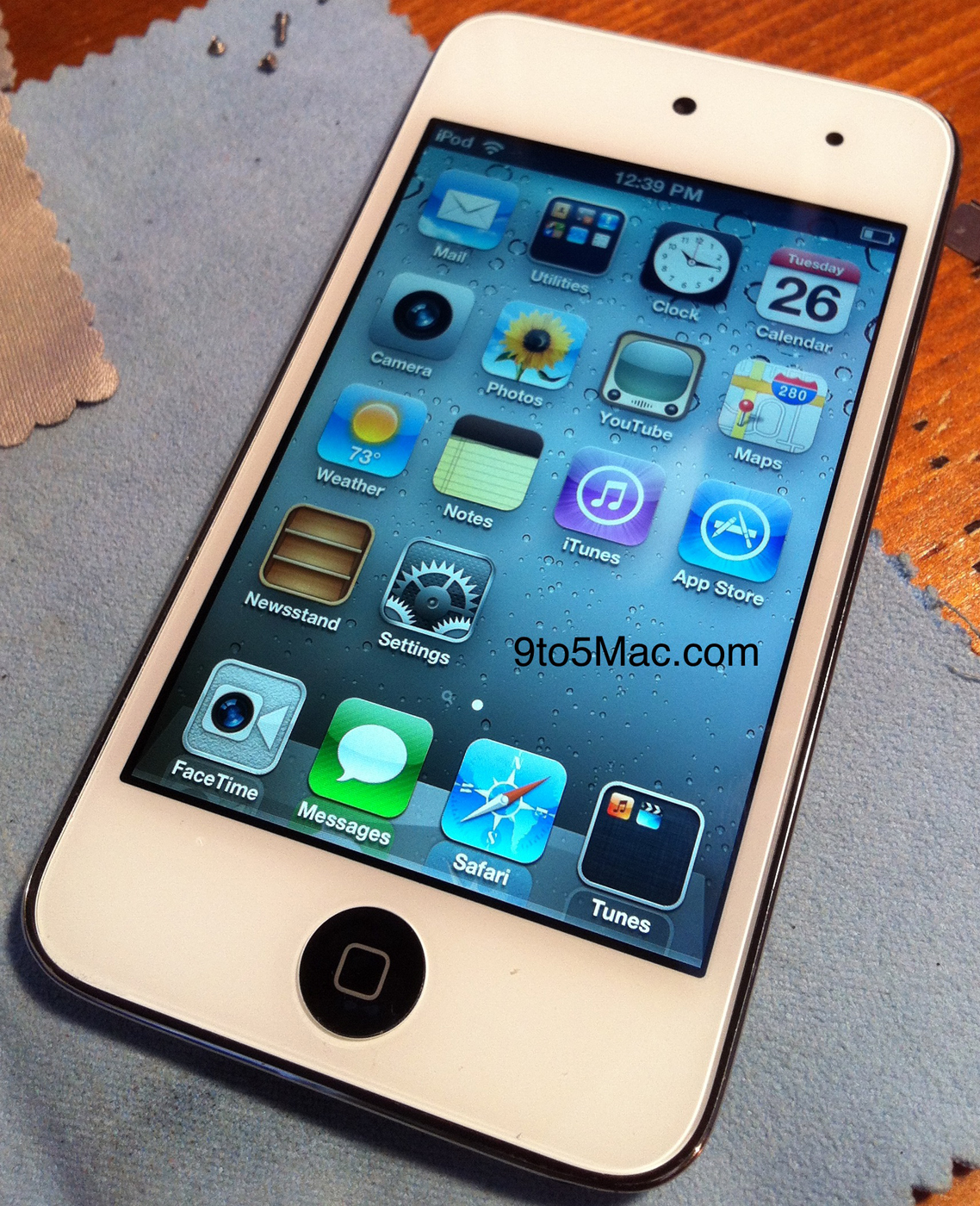 iPod touch branco