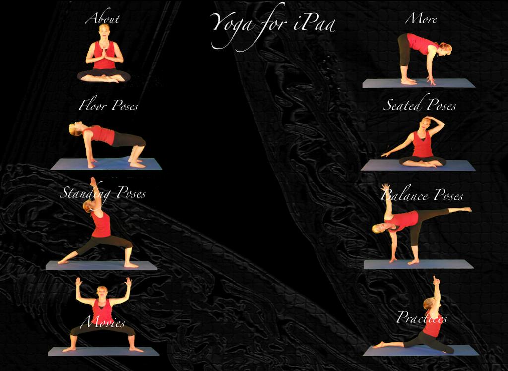 Yoga for iPad