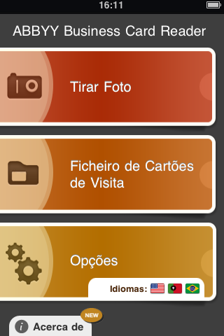 Review abbyy business card reader app para digitalizao ocr de review abbyy business card reader app para digitalizao ocr de cartes de visita para ios macmagazine reheart Gallery