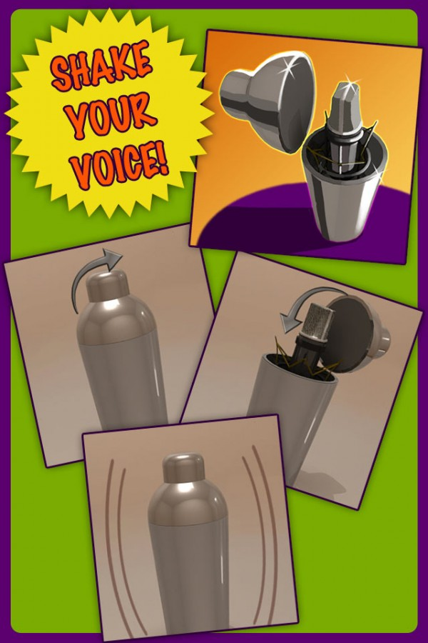 Voice Shaker