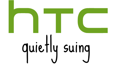 HTC - quietly suing