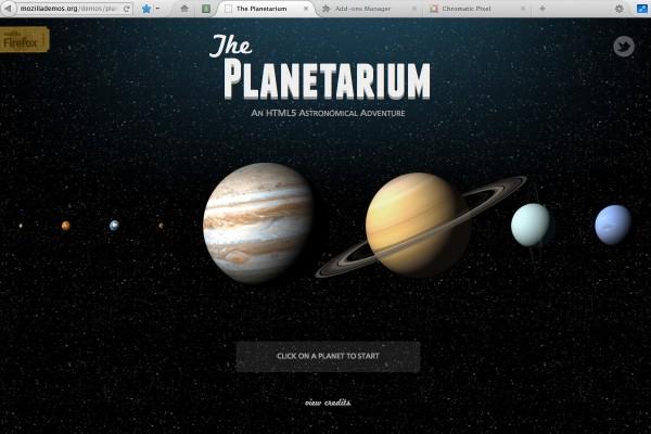 Mockup de futuro Firefox