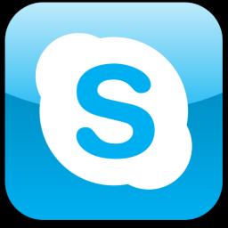 Ícone - Skype para iPad
