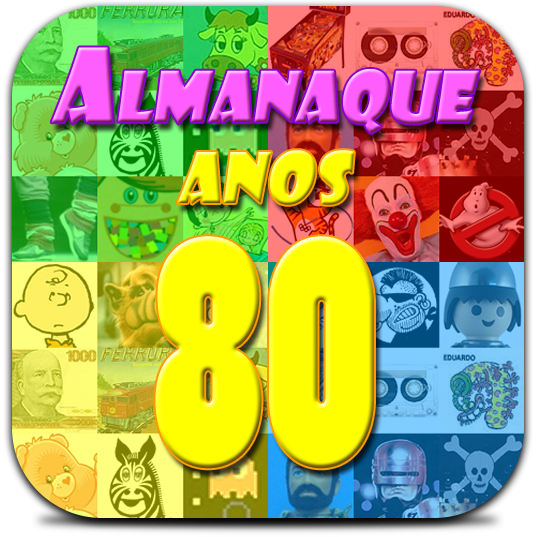 Ícone - Almanaque Anos 80