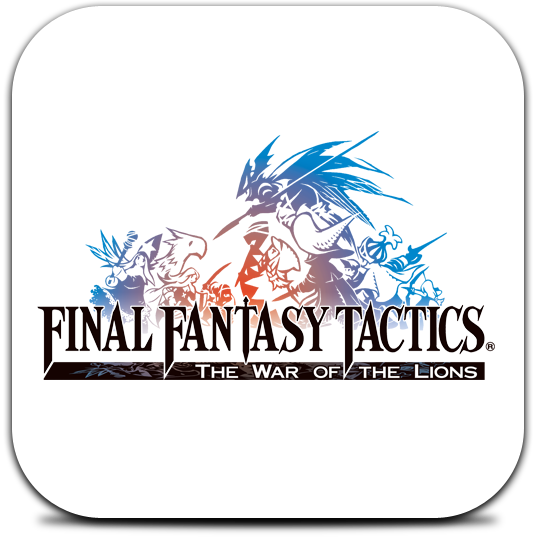 Ícone de Final Fantasy Tactics: The War of the Lions