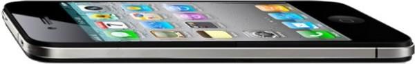 Mockup de iPhone 5 superfino