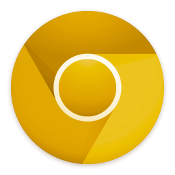 Ícone - Google Chrome Canary build