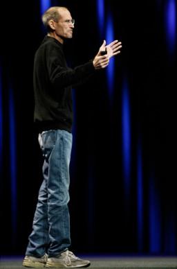Steve Jobs (Apple) entre os mais mal-vestidos