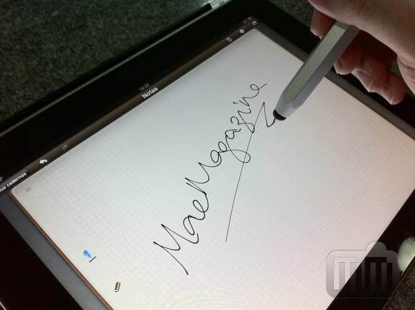 AluPen, stylus da Just Mobile